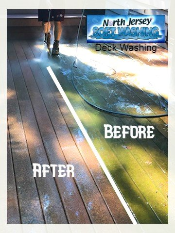 North Jersey Soft Washing - North Jersey Power Washing - Bergen County Power Washing - Bergen County Pressure Washing - Bergen County Soft Washing - Deck Cleaning - Deck Washing Closter NJ