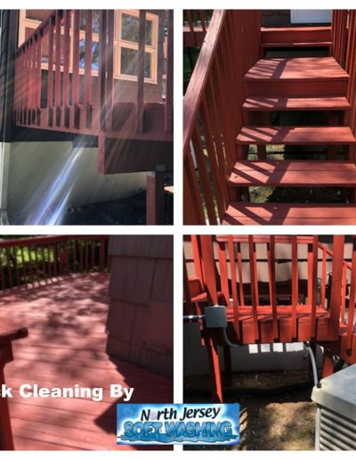 North Jersey Soft Washing - North Jersey Power Washing - Bergen County Power Washing - Bergen County Pressure Washing - Bergen County Soft Washing - Deck Cleaning - Porch Washing Harrington Park NJ